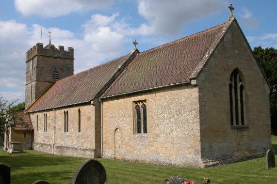 St Giles' parish church, Bredon's Norton, Worcestershire