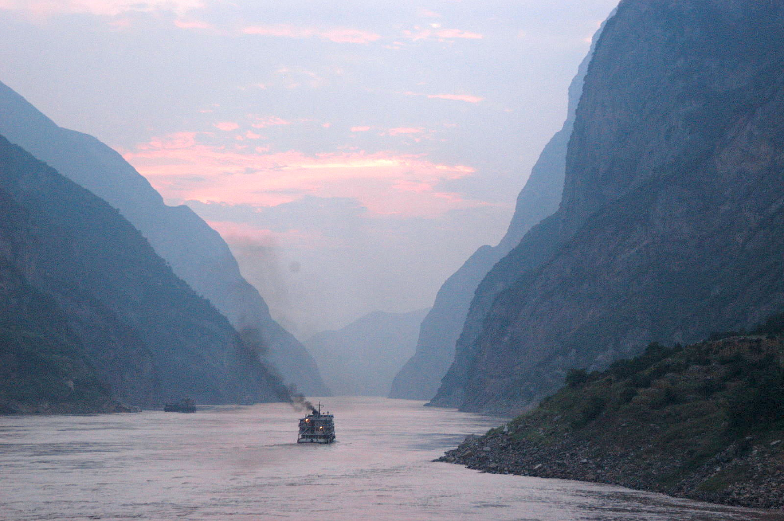 Chinese Lawmakers Call For More Efforts To Protect Yangtze River