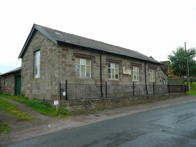 Kingstone old school Built in 1837 as the original school for Kingstone and Thruxton,