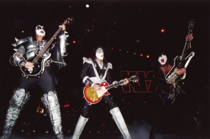 Image result for kiss rock band