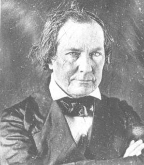 Mirabeau B. Lamar, second President of the Rep...