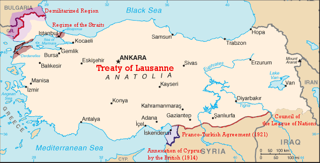 Лозански Договор
