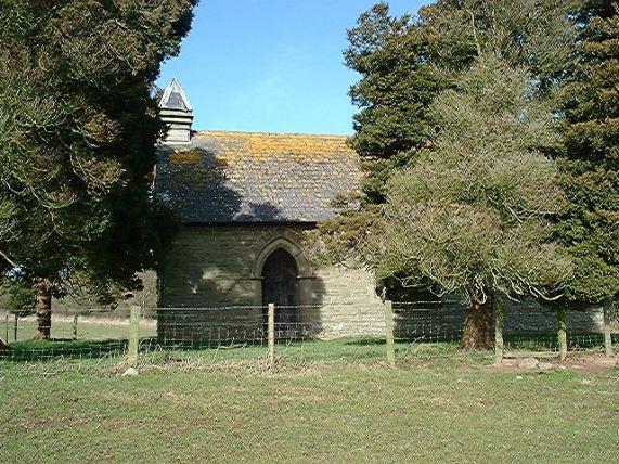 Bettws Clyro Church