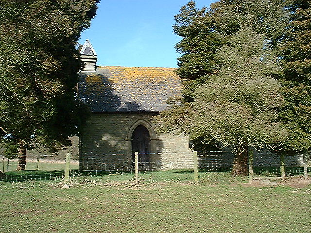 Bettws Clyro Church