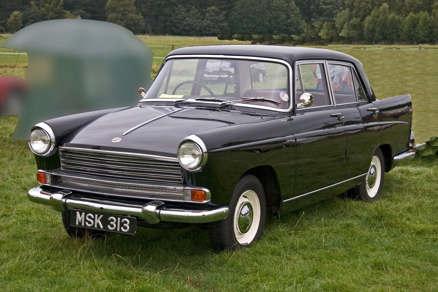1964 austin cars » File Morris Oxford Series V front jpg   Wikimedia Commons File Morris Oxford Series V front jpg