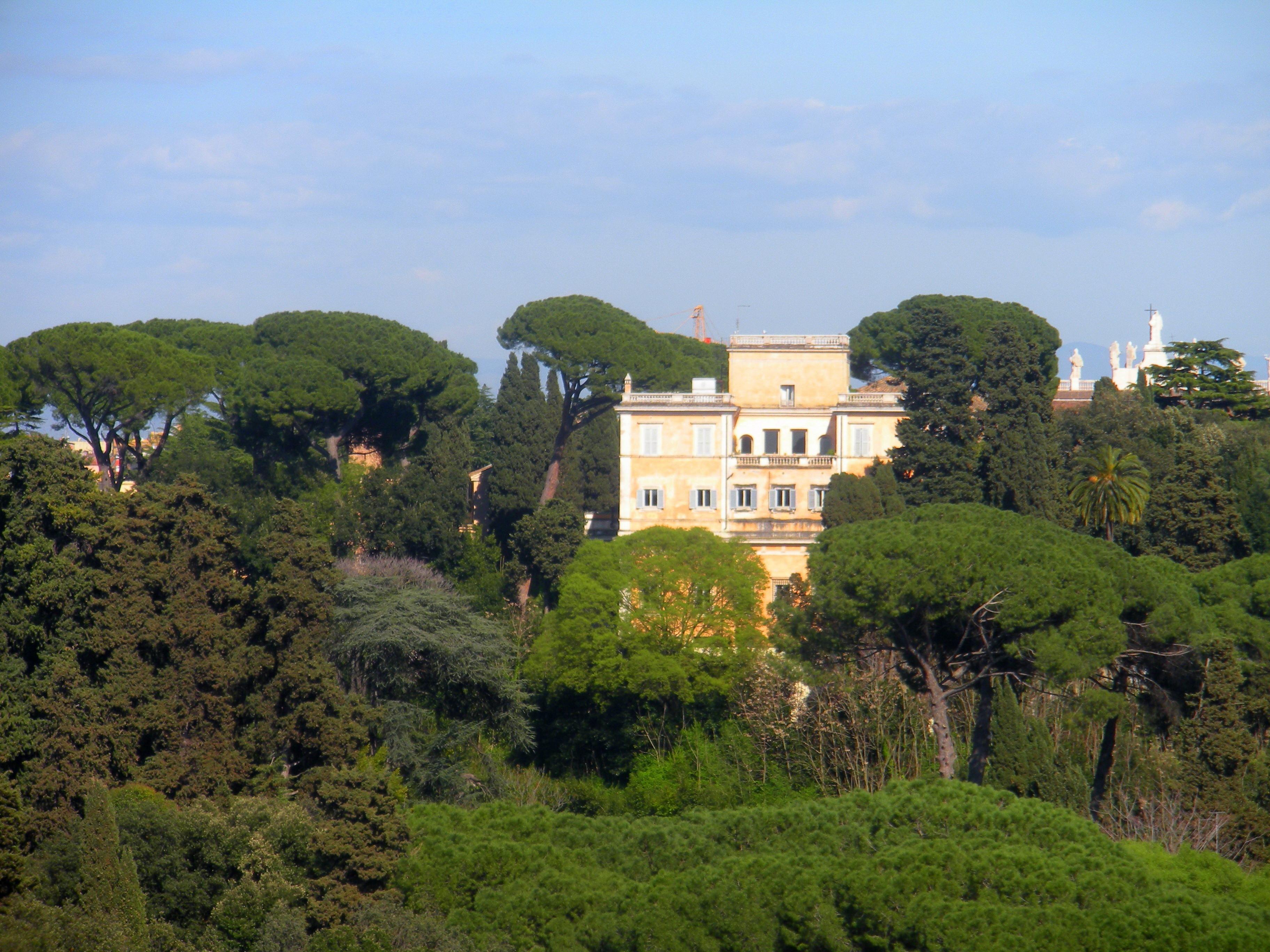 3 idées pour une pause nature… en plein centre ville  Rome – Une