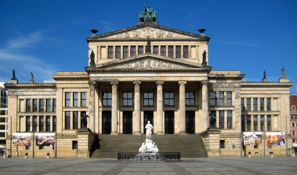 File:Berlin, Mitte, Gendarmenmarkt, Konzerthaus 01.jpg - Wikimedia ...