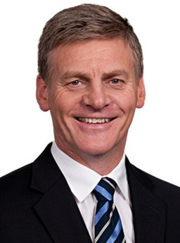Bill English Official