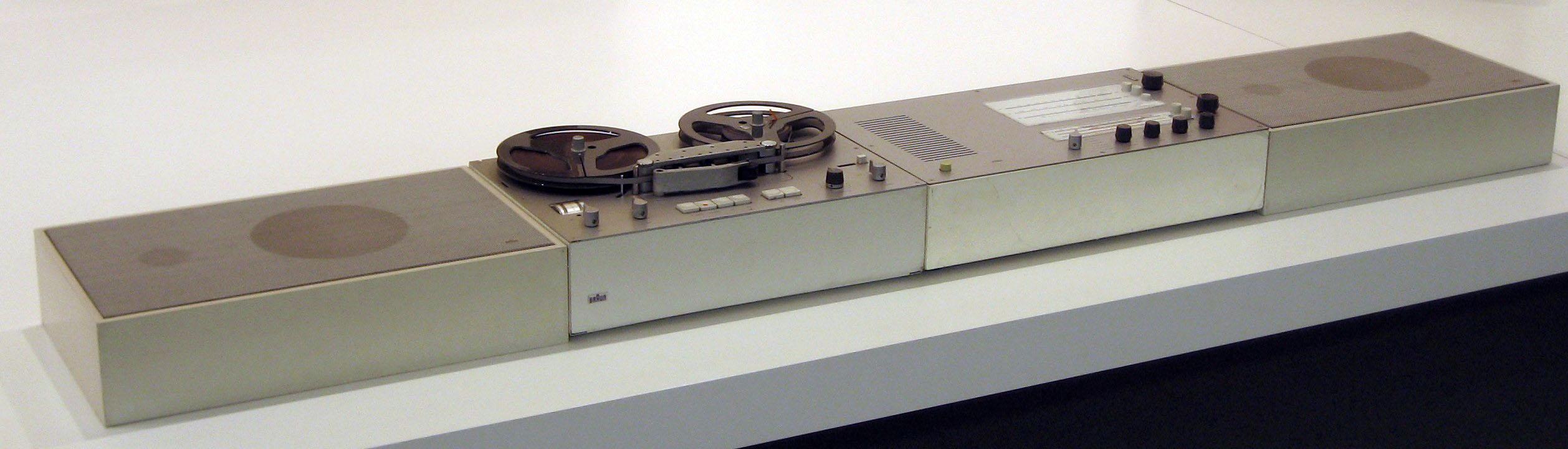 Braun TS 45, TG 60, L 450 (Germany, 1964/1965)