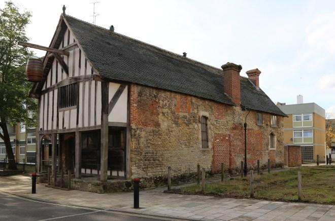 Southampton medieval merchant's house