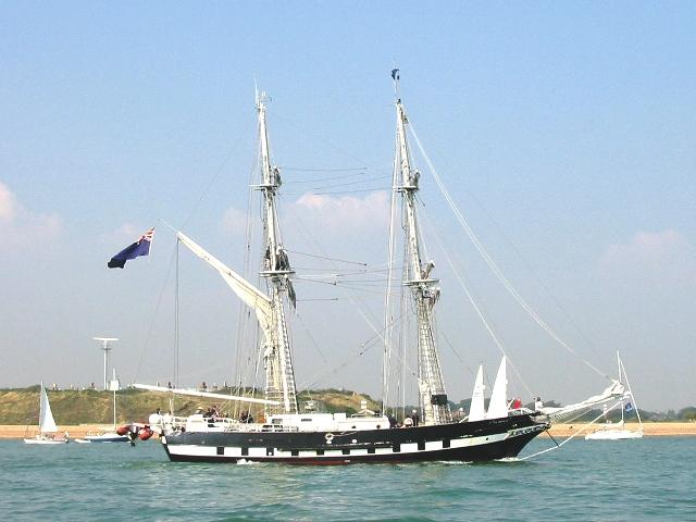 TS Royalist armada rouen