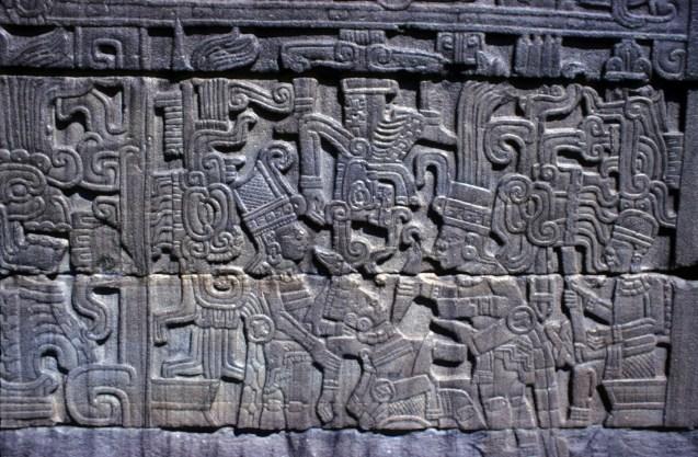 Resultado de imagen de arte Maya (Tajín)