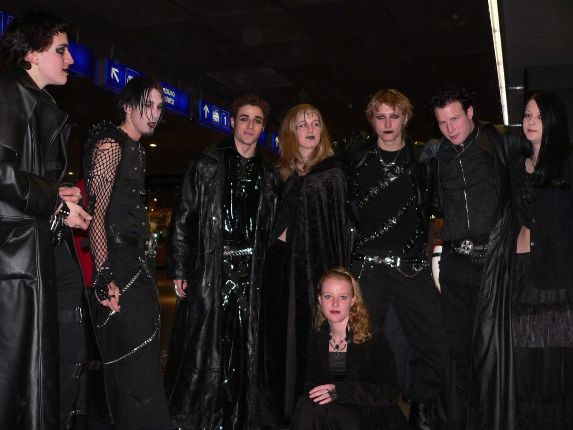 Image result for goths