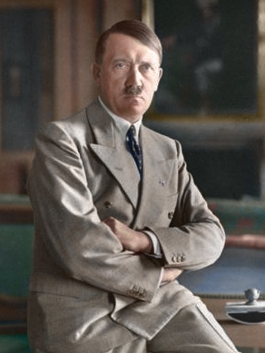 English: Adolf Hitler