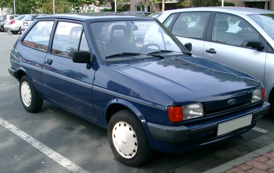 1976 volkswagen cars » Ford Fiesta  second generation    Wikipedia Ford Fiesta front 20070920 jpg