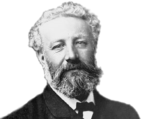 Jules Verne, French science fiction writer of ...