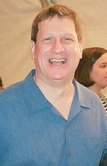 Lee Strobel, taken 2007-10-21.