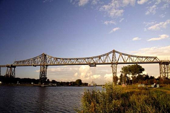 Rendsburg High Bridge