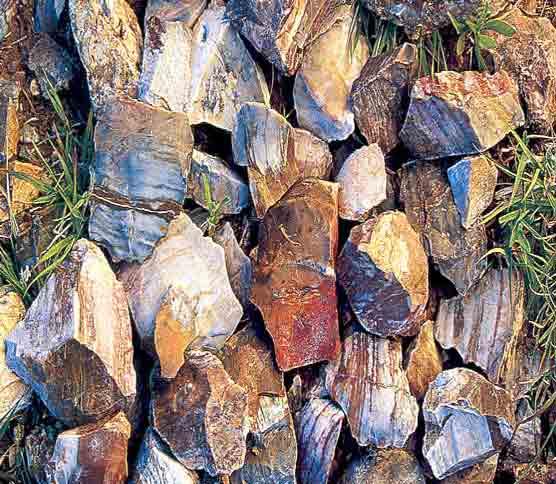 Une image qui illustre parfaitement la thématique du domaine public numérique : cette photo provient de Wikimédia Commons. Elle a été prise par un employé du National Park Service aux Etats-Unis et comme toutes les oeuvres produites par le Gouvernement fédéral américain, elle est considérée comme appartenant au domaine public et donc librement réutilisable. Les choses sont hélmas très différentes en Europe et particulièrement en France (Alfl Flint Rocks. National Park Service Photo. Domaine public. Source : Wikimedia Commons)