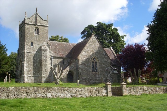 Church of St. Mary, Alvediston