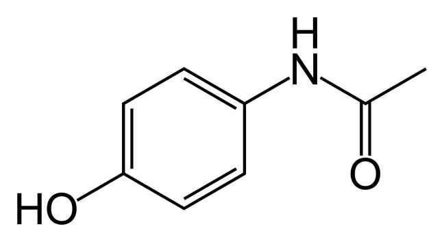 Resultado de imagen de paracetamol