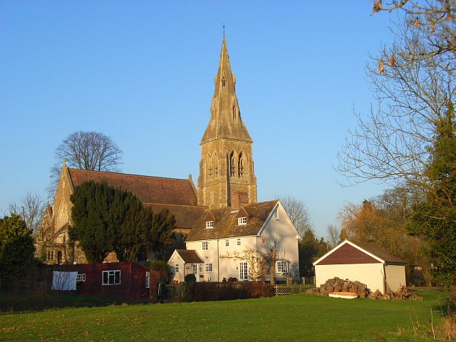 St Mary's, Stratfield Mortimer