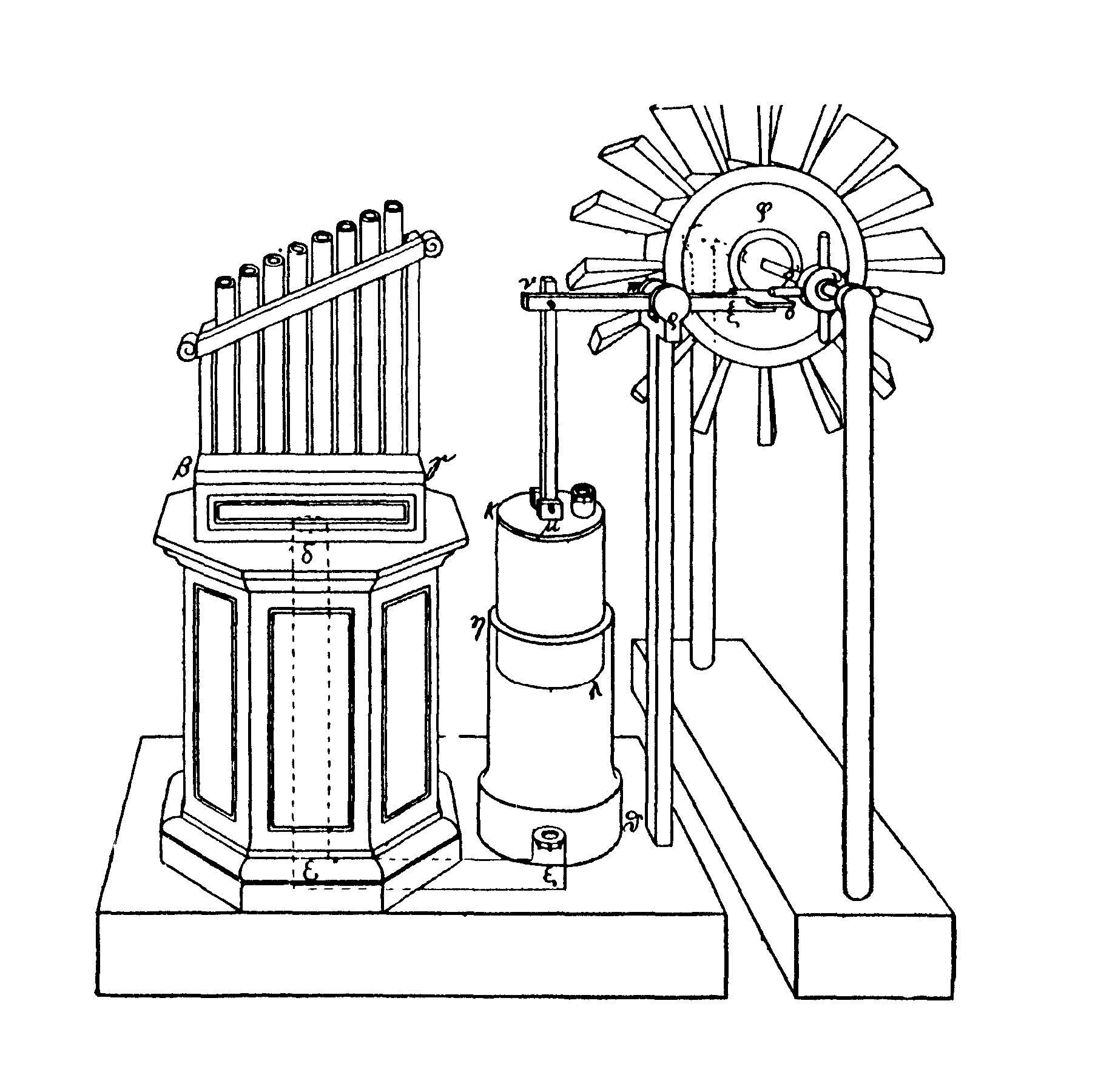 Resultado de imagen de invento heron de alejandria optica