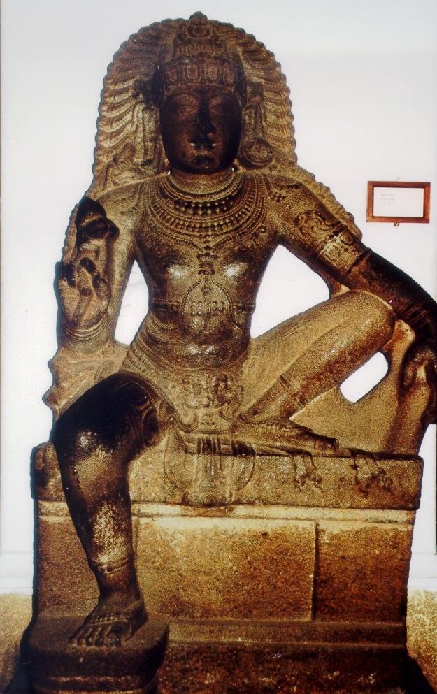 Sastha.Image at Chaennai Museum.jpg
