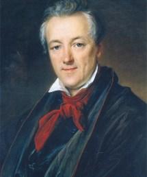 Retrato de Pyotr Sokolov , pintor del Romanticismo ruso