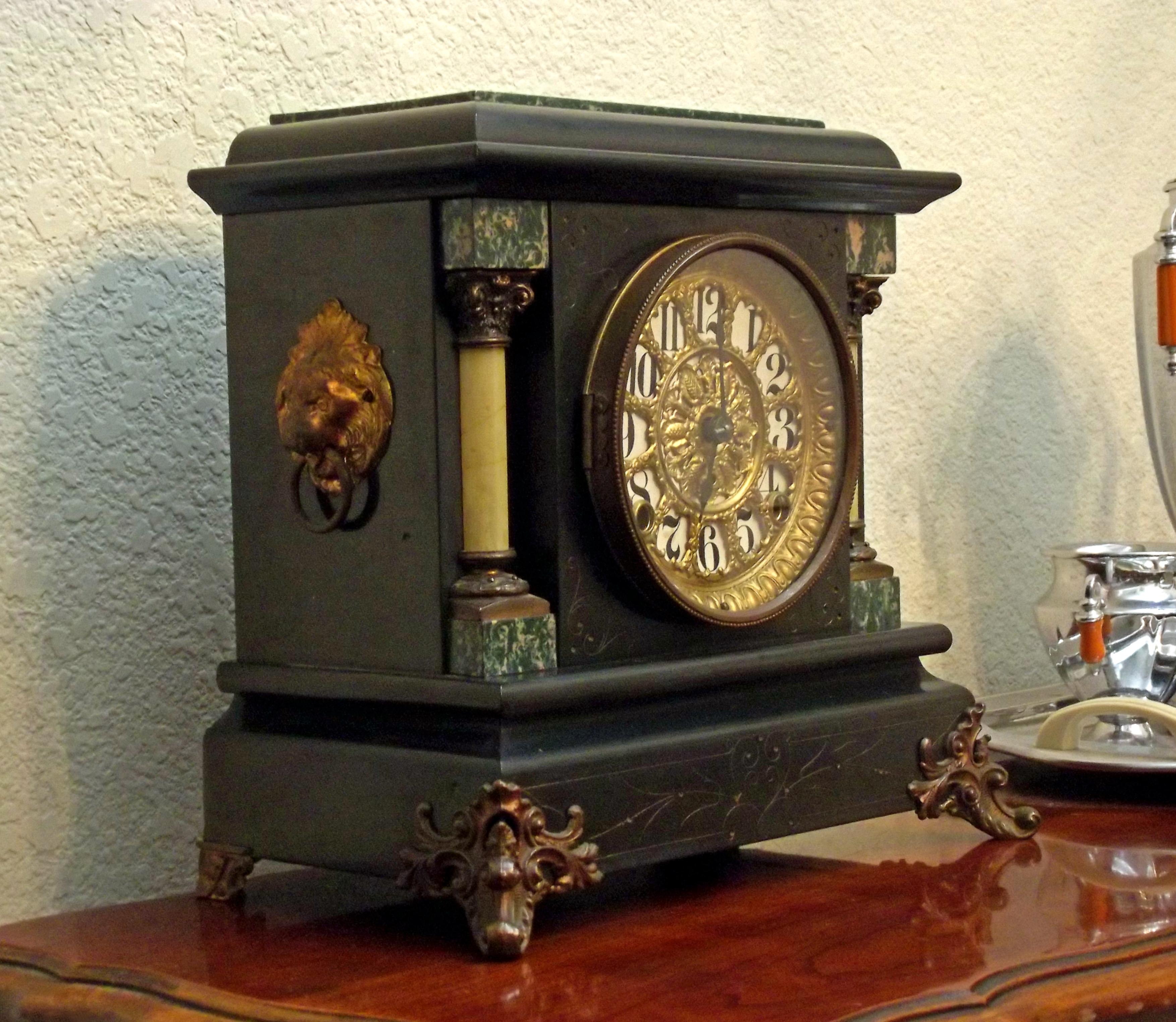 Seth Thomas Clock Company Mantle Clock