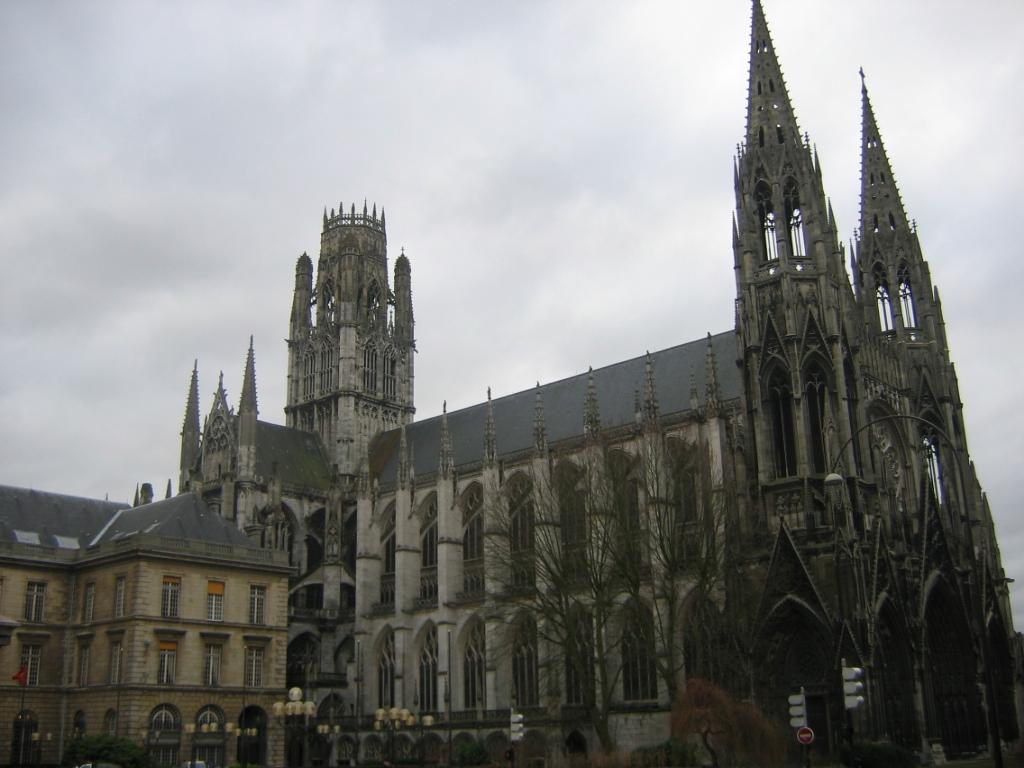 St. Ouen, Rouen