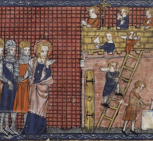 Hinrichtung des Heiligen Valen