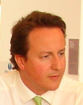 Rt Hon David Cameron, MP