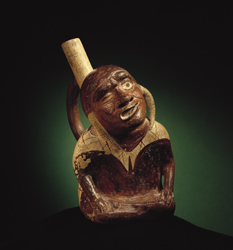 Moche Culture Representation of Facial Paralys...