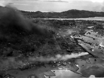 「トラック諸島 空襲 画像」の画像検索結果