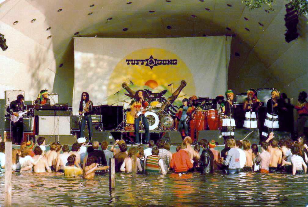 Bob Marley Party