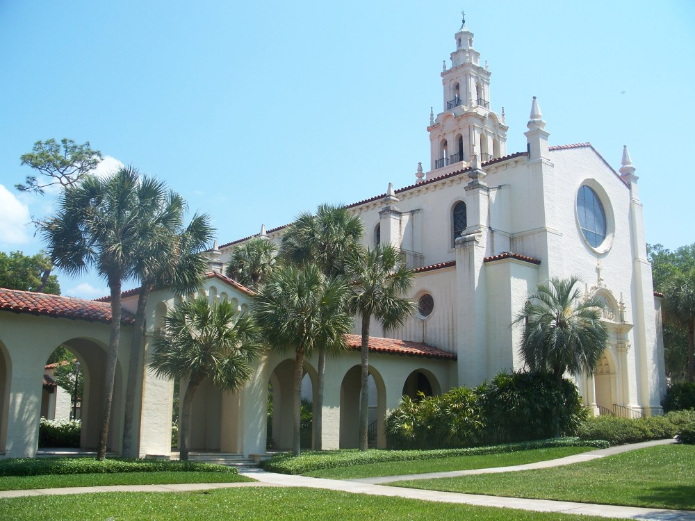 Rollins College Knowles Chapel07
