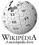 Logótipo da Wikipédia.