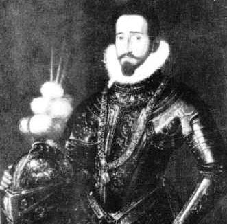 Pietro de' Medici murdered his wife in the vil...