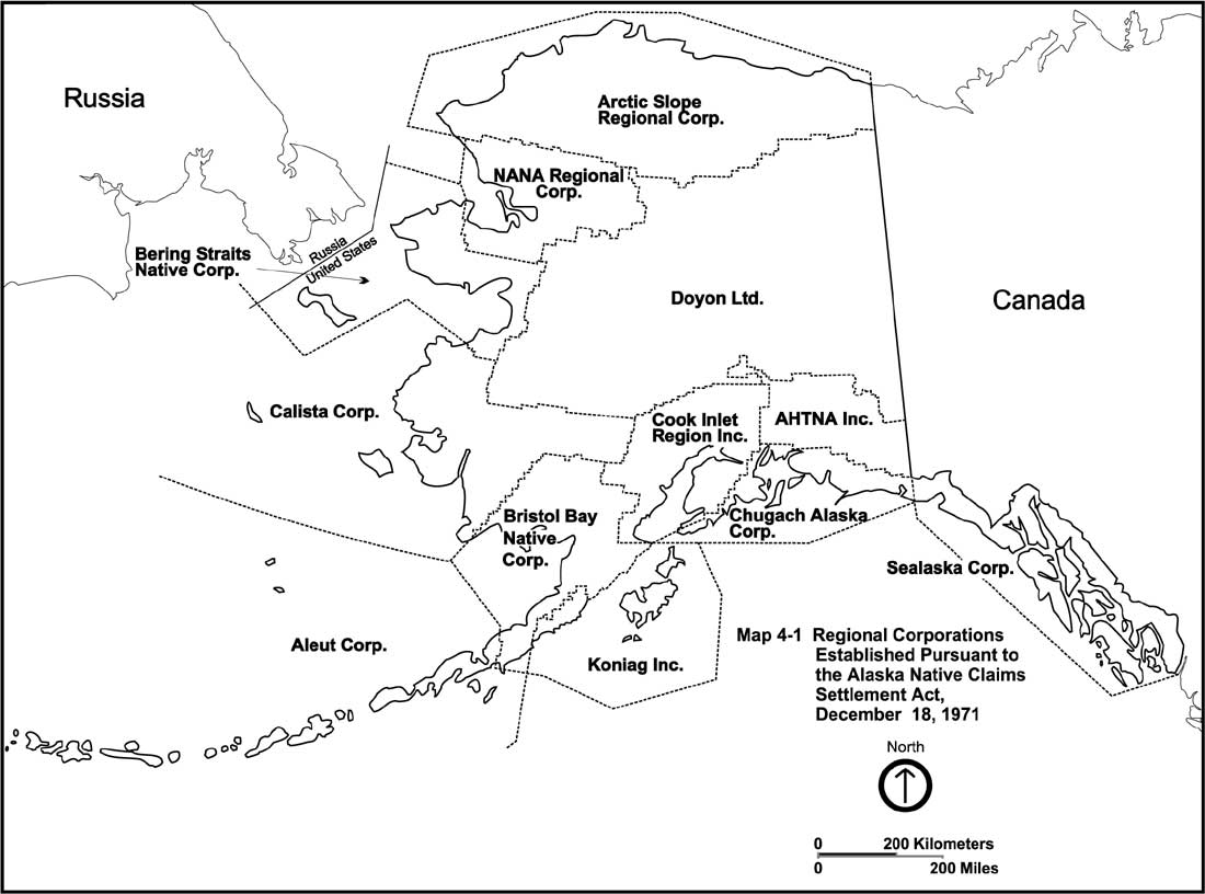 Alaska Native Corporation