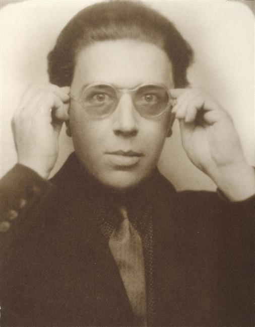 Anonym: André Breton, 1924