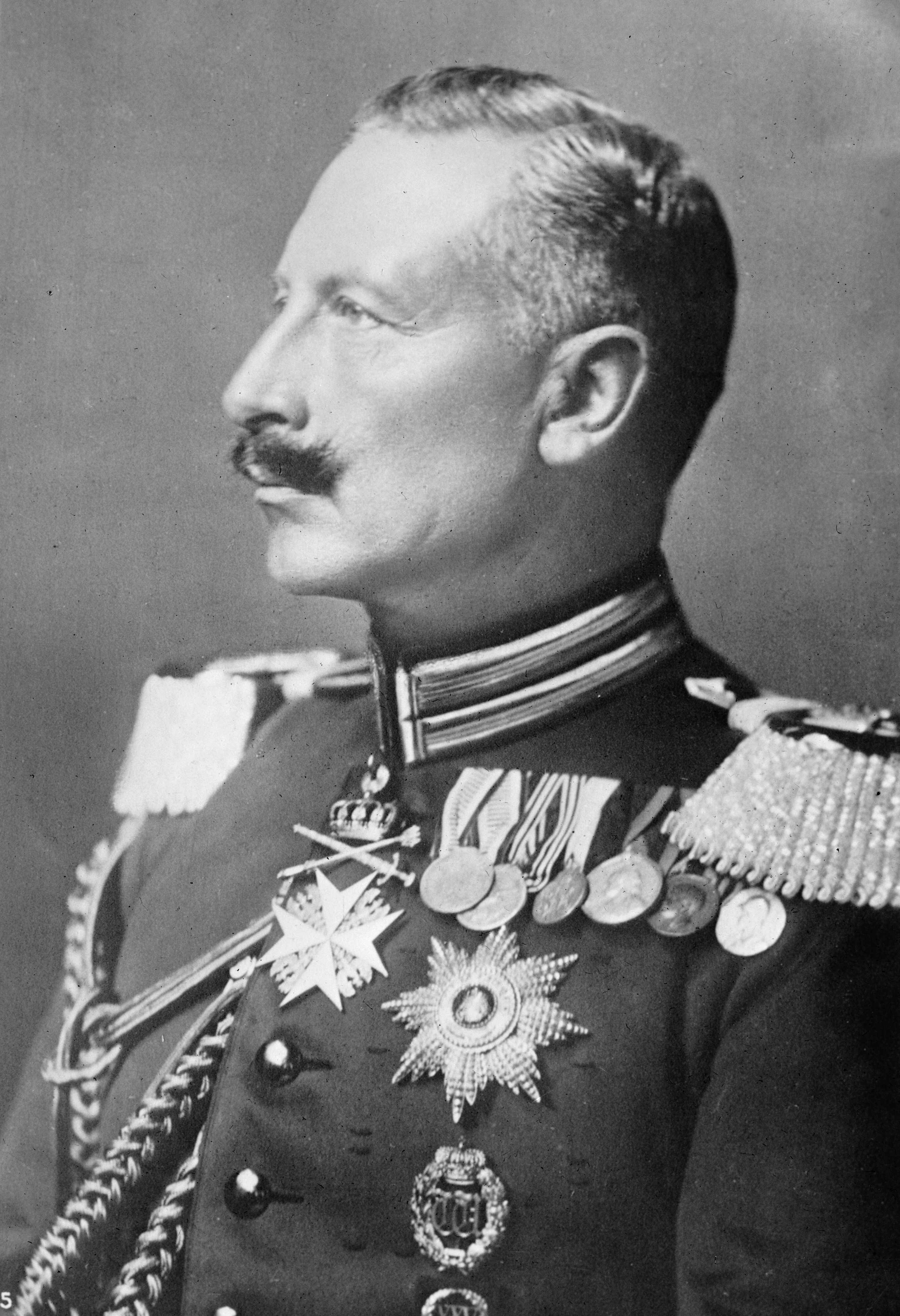 Photo of Kaiser Wilhelm