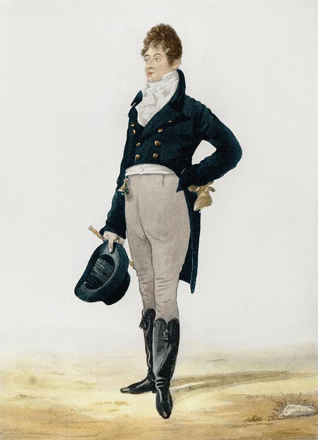 Istorija odevnih predmeta - Page 7 BrummellDighton1805
