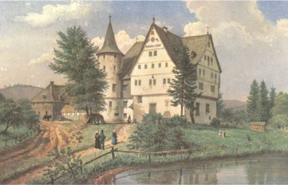 Jakob Scheiner Schloss Junkernhees
