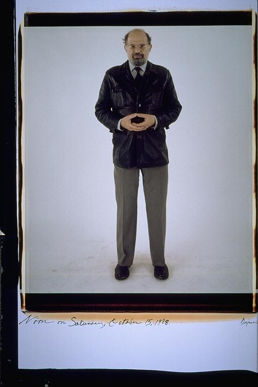 Allen Ginsberg by Elsa Dorfman.jpg