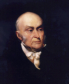 John Quincy Adams, President of the United Sta...
