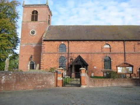 St. Margaret of Antioch Church, Moreton Say