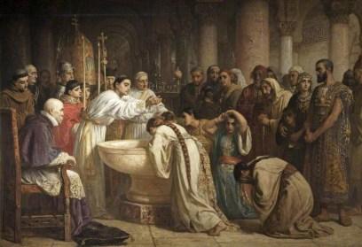 The Moorish Proselytes of Archbishop Ximenes, Granada, 1500.jpg