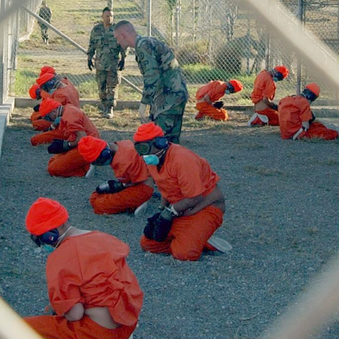 Why is Guantanamo Bay prison still open?