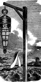 Hanging of William Kidd